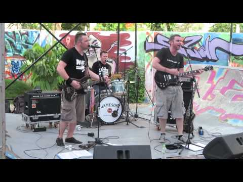 The Secret Asians  - Radio Free Saigon (Live at Saigon Outcast 6/14)