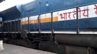 Chennai Express(12604) \Depature  at Hyderabad Station at 16:50pm