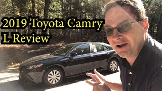 2019 Toyota Camry L Review