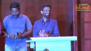 Director Pandiraj Press Meet