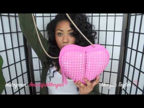 ❤ Adorable Pink Heart Purse and MORE!