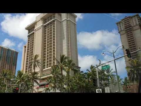 Pierwsze Popołudnie W Honolulu