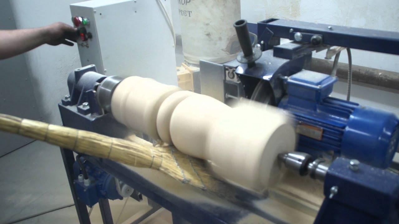 Токарный станок для изготовления балясин своими руками