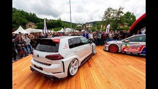 OETTINGER TCR GERMANY STREET - GTI Event Wörthersee 2018