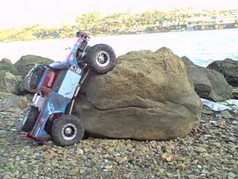 rc scaler tlt rock climber