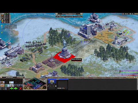 CaptainShack and Valefor Play... Rise of Nations Extended Edition Edition