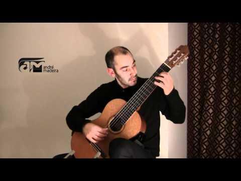Big Guitar V - Sonata III (2nd) - Ponce - André Madeira