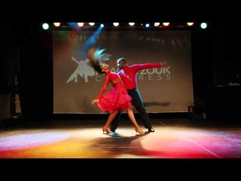 Carlos and Fernanda Zouk Show at 6th Prague Zouk Congress 2015 - Ride by SOMO