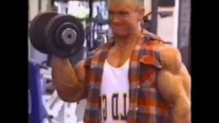 Bodybuilding Motivation   The Battle of The 90s