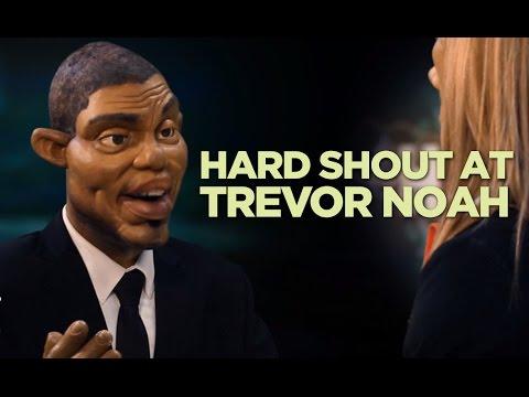 Hard Shout At Trevor Noah video