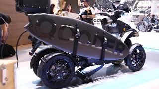 Qooder at Geneva International Motor Show 2019