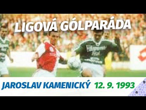 Ligová gólparáda - Jaroslav Kamenický