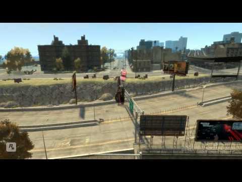 GTA 4   Stunts 4