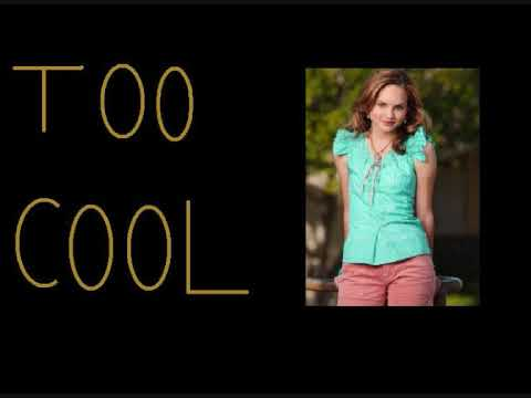 Meghan Jette Martin - Too Cool Video