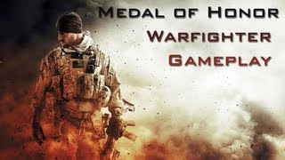 Medal of Honor_ Warfighter Gameplay Demo E3 2012