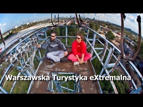 Warszawska Turystyka EXtremalna - Odolany Z Włodkiem Dębowskim