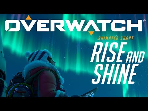 "Curta animado de Overwatch | ""Rise and Shine"" thumbnail"