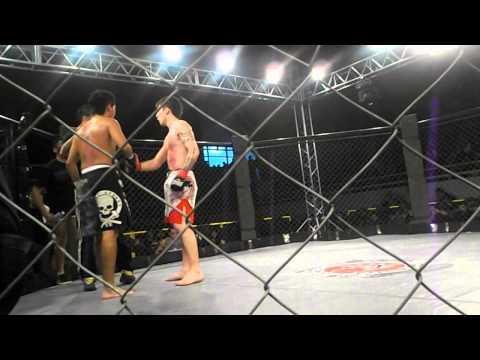 MMA NOCHE DE TITANES 2 - NICOLAS BARRIA vs NICOLAS GARCIA (CATAMARCA) ROUND 3