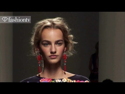 Alberta Ferretti Spring/Summer 2014: Designer at Work | FashionTV