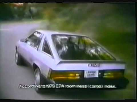 Dodge Omni 024 Commercial 1979 - YouTube
