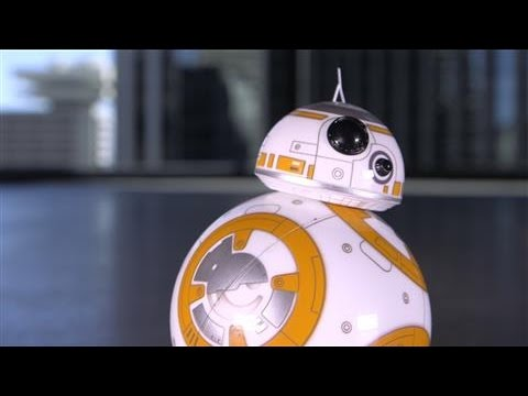 Star Wars' BB-8 Droid Comes to Life