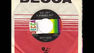 Watch Kitty Wells That Aint A Womans Way video