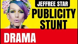 JEFFREE STAR PUBLICITY