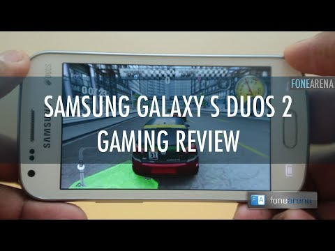Samsung Galaxy S Duos 2 Gaming Review