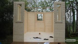 How to build a shepherd's hut