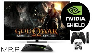 Play God Of War on Nvidia Shield TV with PPSSPP Emulator