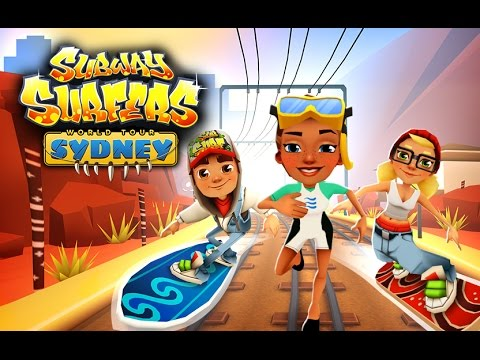 Subway Surfers World Tour 2015 - Sydney