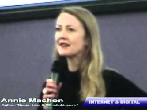 3-2 Illuminati Five Sense Conspiracy:British Intelligence Mi5 Annie Machon talks