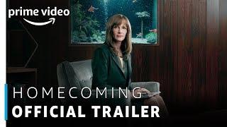 Homecoming | Official Trailer | Julia Roberts | Prime Original | Amazon Prime Video