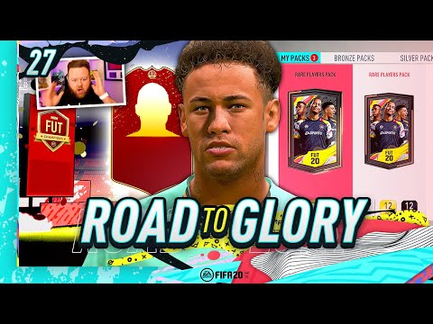 FIFA 20 ROAD TO GLORY #27 - WHAT A PACK!!