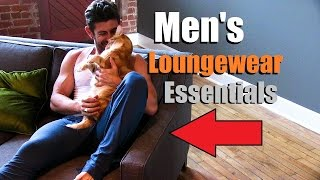 "5 Men's Must Haves To ""CHILL"" In Style 