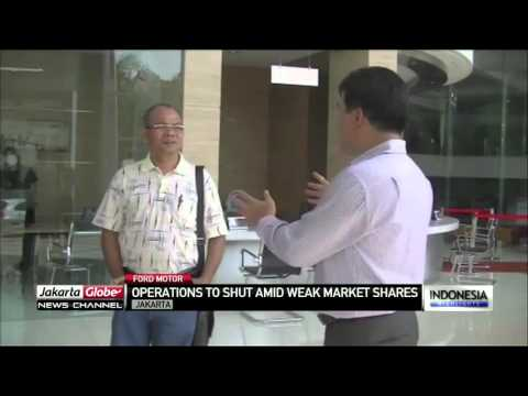 Ford Operations Exit Japan And Indonesia