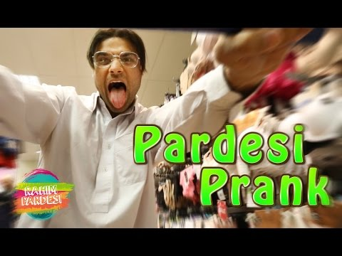 Pardesi Shopping Prank | Rahim Pardesi