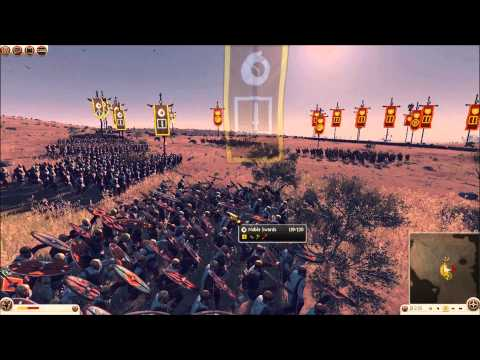 TW: Rome 2 Online Battle #0208: Getae on up!