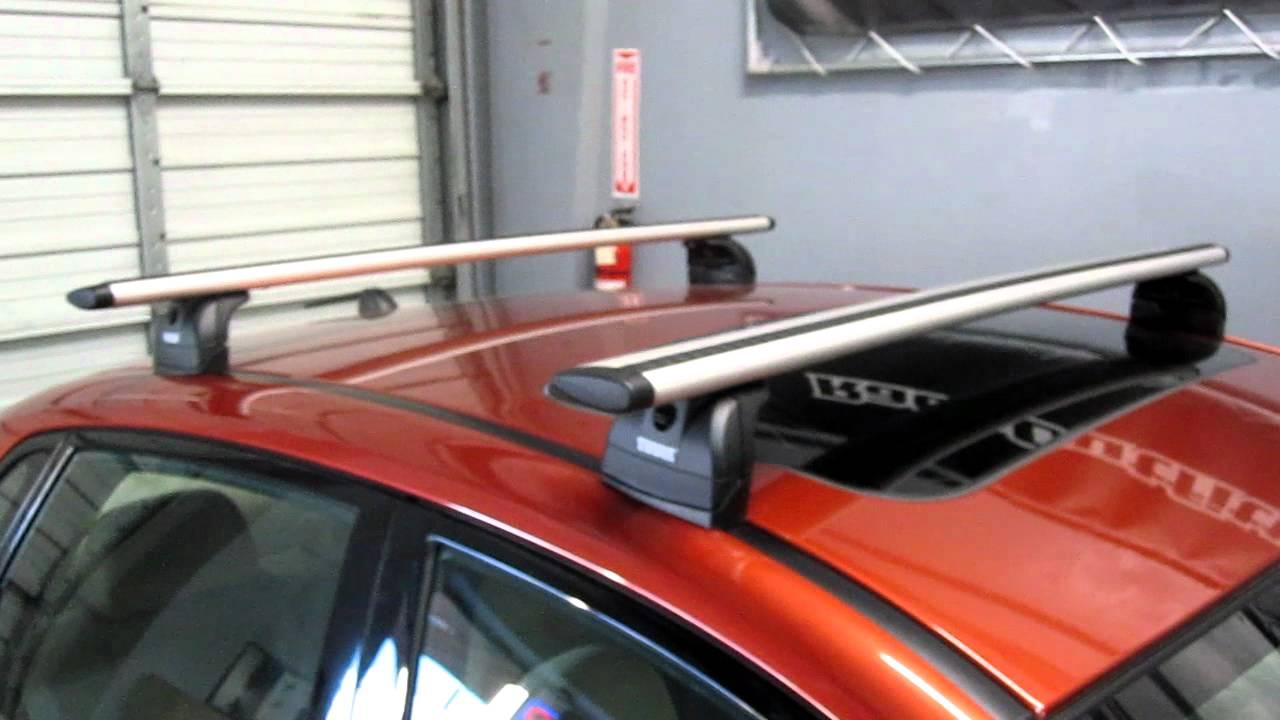 Subaru Impreza Sedan With