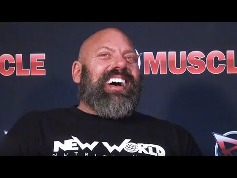 BIG LENNY INTERVIEW: PART 1 :: Live With