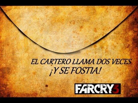 El cartero llama dos veces, ¡Y se fostia! - Far Cry 3