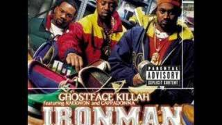Watch Ghostface Killah Wildflower video