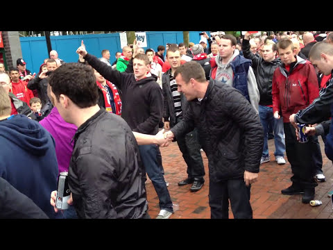 Liverpool v Chelsea FA Cup Final 2012 [Fans pre-match] HD HQ