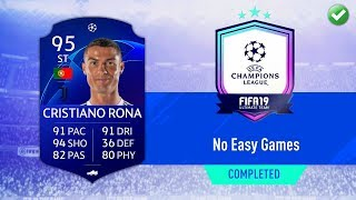 NO EASY GAMES SBC! (CHEAPEST SOLUTION) | FIFA 19 Ultimate Team