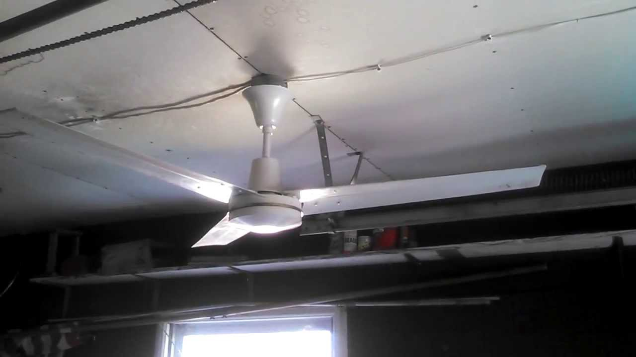Dayton Leading Edge Industrial Ceiling Fans Youtube