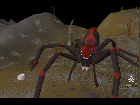 Wilderness Rejuvenation, First try at Venenatis the Spider Boss