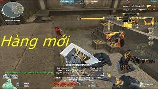 [ Bình Luận CF ] M82A1-Gold Phoenix - Tiền Zombie v4