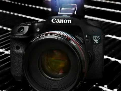 Canon 7D External Buttons Tutorial Training | Canon 7D Video Lessons DVD | Manual