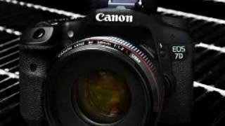 canon 7d tutorial