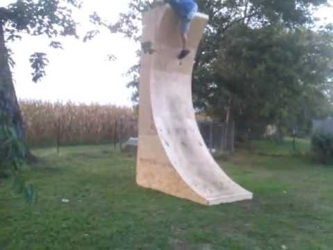 my warped wall youtube